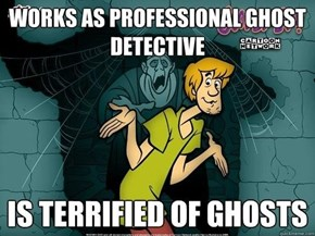 C'mon, Shaggy, Get It Together!