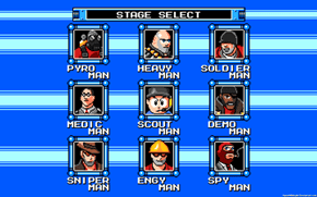 Scout Man Stage Select