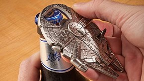 The Fastest Bottle Opener in the Galaxy!