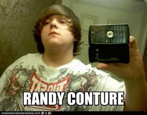 RANDY CONTURE