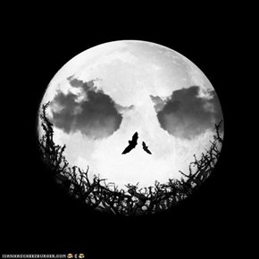 Skellington Moon