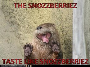 THE SNOZZBERRIEZ