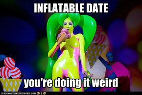 INFLATABLE DATE