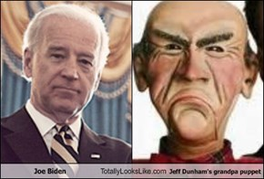 Joe Biden Totally Looks Like Jeff Dunham's grandpa puppet