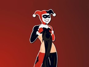 So, Harley Got Bats to Remove the Cowl....