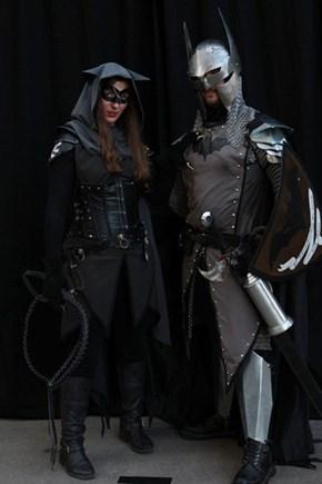A real Dark Knight