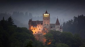 Bran, AKA Dracula's Castle, Braşov, Romania