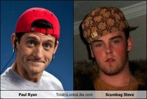 Paul Ryan Totally Looks Like Scumbag Steve