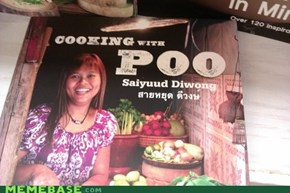 A thai cooking book