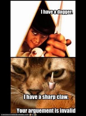 Kitty always wins