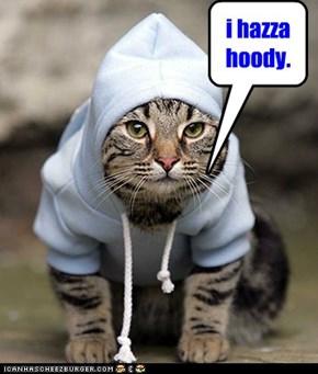 i hazza hoody.