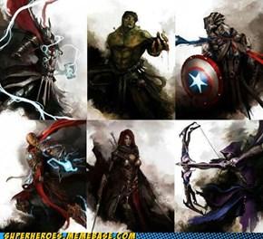 Gothic Avengers