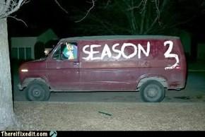 Season 3 Van