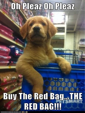 Oh Pleaz Oh Pleaz  Buy The Red Bag...THE RED BAG!!!