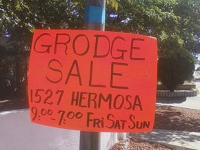 Grodge for Sale FAIL