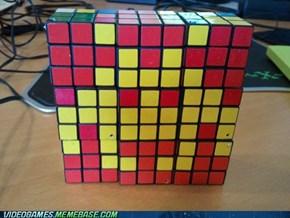 Rubics Invader