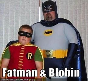 Fatman & Blobin