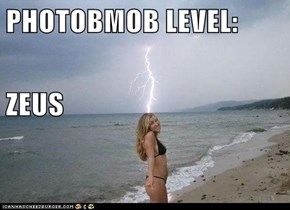 PHOTOBMOB LEVEL: ZEUS