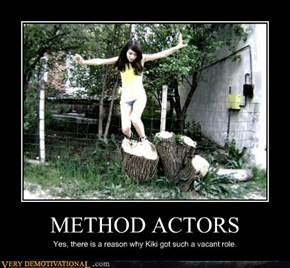 METHOD ACTORS