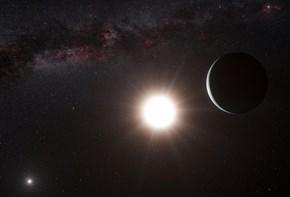 Alpha Centauri Has an Earth Sized Planet!