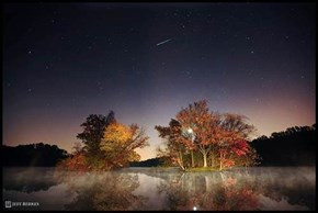 Orionid Meteor Shower This Weekend!