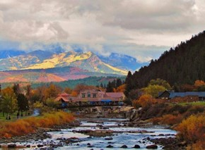 The Colors of Pagosa Springs, Colorado