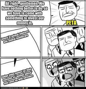 PETA, STAHP