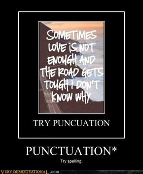 PUNCTUATION*