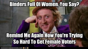 Binders Full Of Women, You Say?