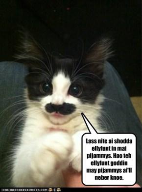 Teh wonanony Groucho Manx