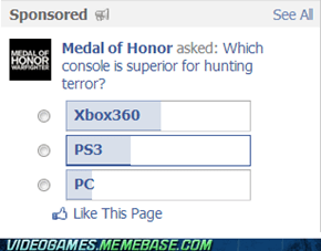 Who likes Medal of Honor anyways?