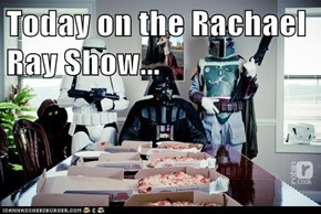 Today on the Rachael Ray Show...