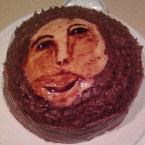 Potato Jesus Cake of the Day