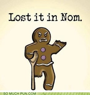 I Love The Smell Of Gingerbread In The Morning