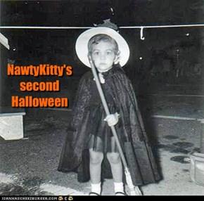 Cheezpeep Challenge! Show us your childhood Halloween pix!