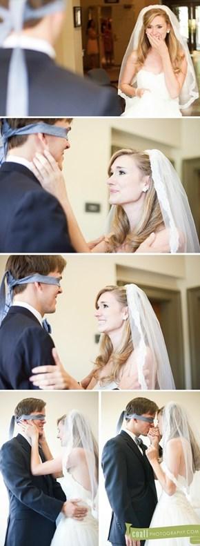 Blind Roleplay Wedding