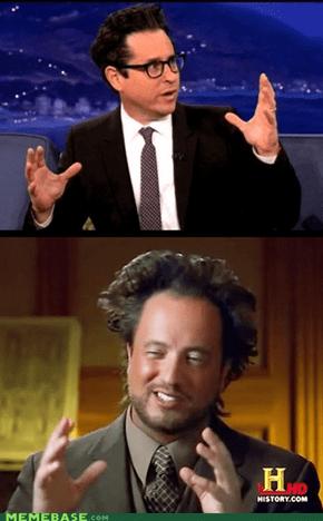 Alien Enthusiast Hairstyle