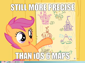 Scootaloo's map