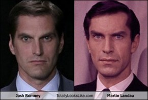 Josh Romney Totally Looks Like Martin Landau