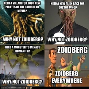 How Did Zoidberg Get So Popular?