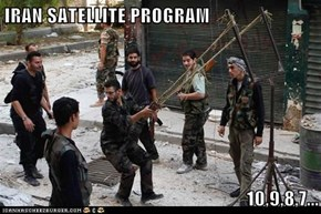 IRAN SATELLITE PROGRAM   10,9,8,7...