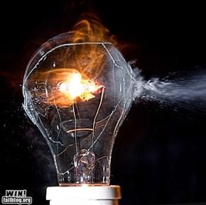 Lightbulb WIN