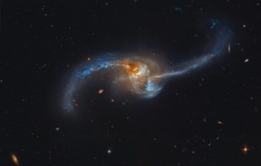 NGC 2623: A Galactic Collision