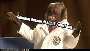 Selamat datang di klinik Tong Fang