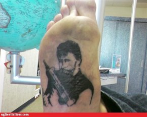 You Don't Get a Tattoo of Chuck Norris