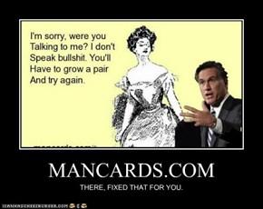 MANCARDS.COM