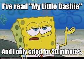 Dashie.... T.T