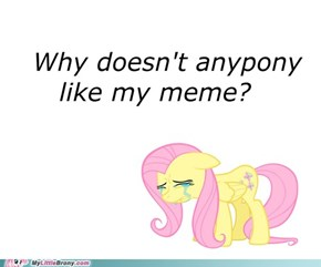 Sorry, Fluttershy, Take a Vote Page