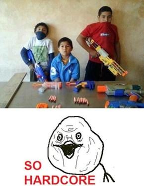 D'aww, Lil' Terrorists