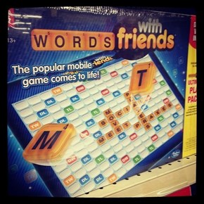 "I Believe That's Called ""Scrabble"""